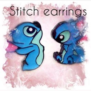 Jewelry - Coming Soon: Quirky Stitch Earrings
